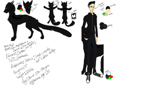 *Updated* Angel Reference Sheet by StrawberryCat1022