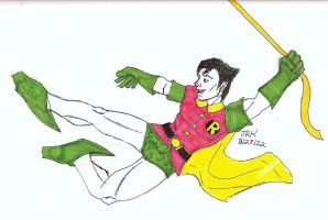 DSC Dick Grayson Robin by DarkKnightJRK