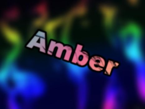 Amber by Ms-Believer21