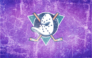 Mighty Ducks Ice Wallpaper by DevinFlack
