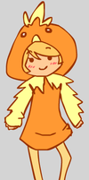 10 Points Adopt Torchic Hoodie by LeafyAdopts