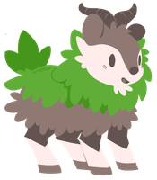 Skiddo by Aruesso