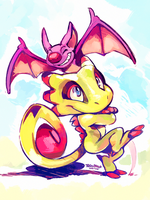 Yooka-Laylee by super-tuler