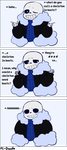 Bad Jokes: A Skeleton In Boots by PC-Doodle