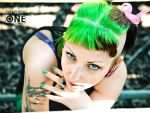 green revolution by FrankenKitty