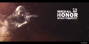 Medal Of honor warfighter by LSPGFX