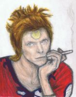 Good morning Ziggy Stardust 2 by gagambo