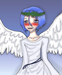 pervert angel by Prepare-Your-Bladder