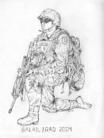 US Military  in Iraq  7 by BROKENHILL
