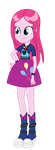 Pinkie Pie as Dazzlings by MixiePie
