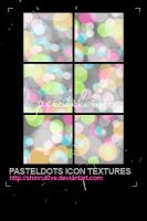 Icon Textures: Pastel Dots by shirirul0ve