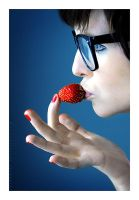 Strawberry_by rutkowski by Basistka