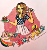 Nerdy Nummies by CreativeCarrah