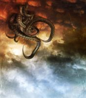 Tentacled Sky Gods by Quest007