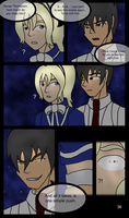 Miracle Feathers page 36 by Aileen-Rose