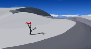 Ruby in the Rough by ClearVector