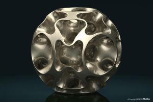 Squiggly Ball by JeremyMallin