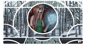 Christmas Card 2014 by PTR-Trick