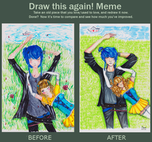 Before and After by Meriancel