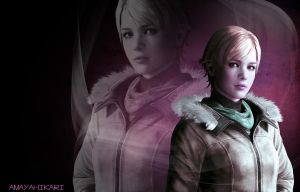 Sherry Birkin Wallpaper by Amaya-Hikari