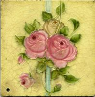Victorian tile stock by rustymermaid-stock