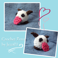 Crochet Poro by Kropcia