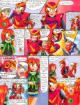 Megaman: S-H-D Manga Page 31 by Sonicbandicoot