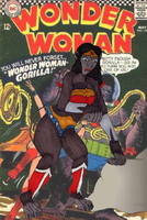 That was Canon?  Wonder Gorilla by Kathalia