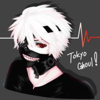 Tokyo Ghoul by kyupods