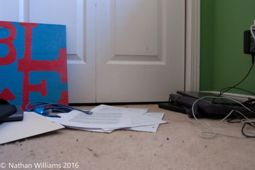 A Day in the Life of The Room by NathanRWilliams