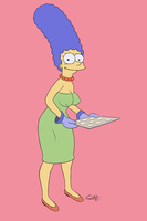 Marge by super-enthused