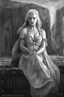 The Mother of Dragons by AlineMendes