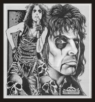 alice cooper by earlferguson