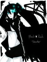 Black Rock Shooter by yukinadare