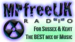 New Logo for MPfreeUK Radio by Fragsey