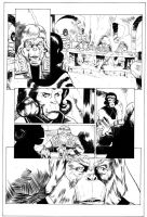 Planet of the apes by marco-itri