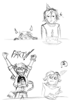 The Right Party Planner by ChesterPalm