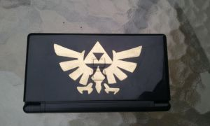 Triforce Eagle DS by Kyg0n