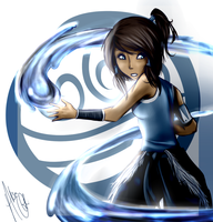 .:Korra:. by Orthgirl123