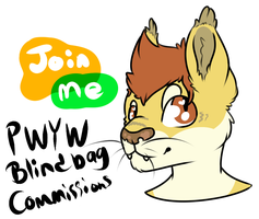 PWYW Blind Bag Join.Me by viennanights