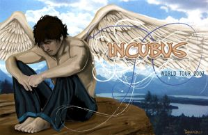 Incubus poster by Parabolastar