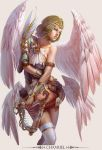MMO Game Character design Chamuel by yuchenghong