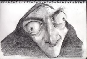 Marty Feldman by Parpa