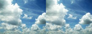 Sky :Stereoscope: by Mikeinel