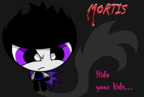 RQ, Mortis is coming... by EmmyAngel69