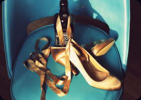 Shoes and whiskey III by Browneyedgambit