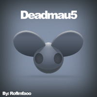 Deadmau5 Icon by roflmfaoo