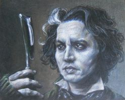 Sweeney Todd by Sylwia25