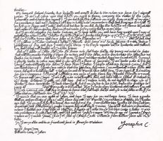 The Curwen Letter by DonSimpson
