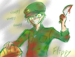 Happy Tree Friends _FLIPPY by h2656256